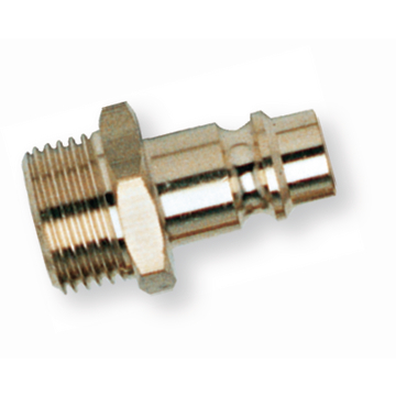 Male coupling with external thread 1/2